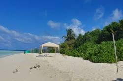 krásná písečná pláž