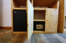 skříň a trezor