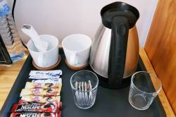 konvice na čaj nebo kávu