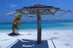 Pláž na ostrově Vilingili