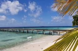 molo ostrov Omadhoo